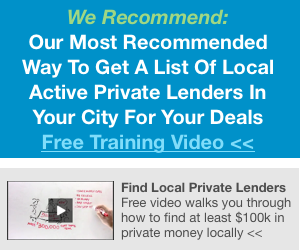 Find Local Private Lenders Now